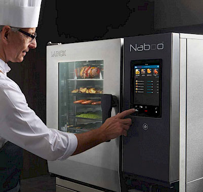 forno Lainox Naboo Boosted
