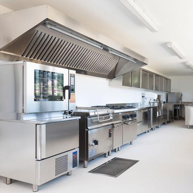 Vendita Cucine Professionali E Industriali Attrezzature Breda Servizi